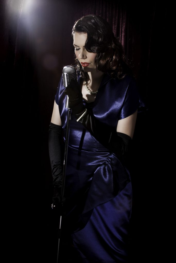 Paula Marie performs timeless music to help your event go with a swing!
